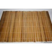 DestiDesign Flat Bamboo Placemat (Set of 4)