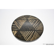 DestiDesign Laminated Triangle Guinit Coaster (Set of 6)