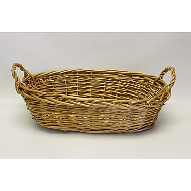 DestiDesign Oval Willow Tray