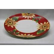 DestiDesign Round Ceramic Serving Tray