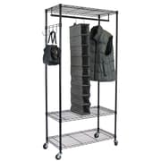Oceanstar Design 35.7''W Garment Rack