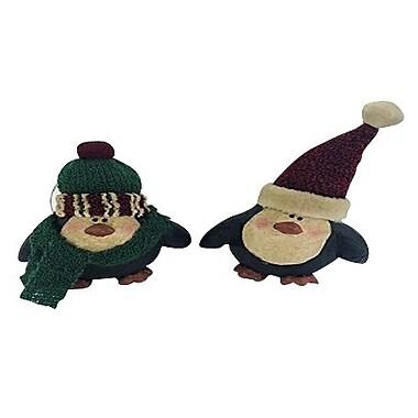 Craft Outlet 2 Piece Penguin Set