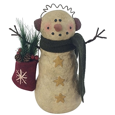 Craft Outlet Snowman Ear Mouse