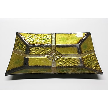 DestiDesign Rectangle Glass Platter