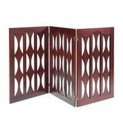 Elegant Home Fashions Gerard Dog Gate; 36'' H x 72'' W x 0.75'' D