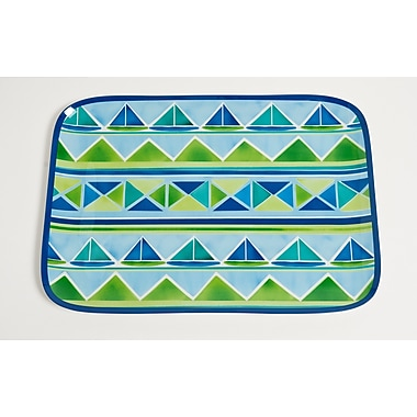 Galleyware Company Sailin Melamine Platter