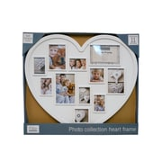 KoleImports Photo Collection Heart Picture Frame
