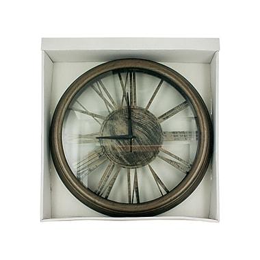 KoleImports 14'' Roman Numeral Wall Clock