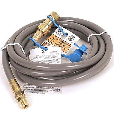 AZ Patio Heaters Natural Gas Hose w/ Quick Disconnects