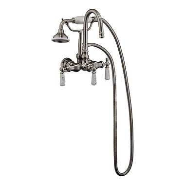 Barclay Tub Filler w/ Hand Shower