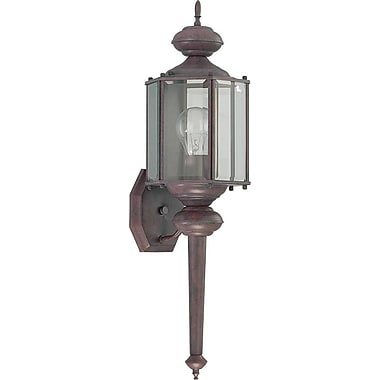 Home Concept 1-Light Outdoor Sconce