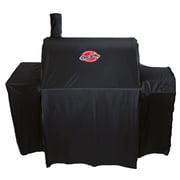 Char-Griller Pro Deluxe Mid Size Charcoal Grill Cover - Fits up to 43''