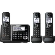 Panasonic Dect 6.0 1.9 Ghz Expandable Digital Cordless Phone (3 Handsets)