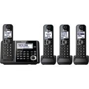 Panasonic Dect 6.0 1.9 Ghz Expandable Digital Cordless Phone (4 Handsets)