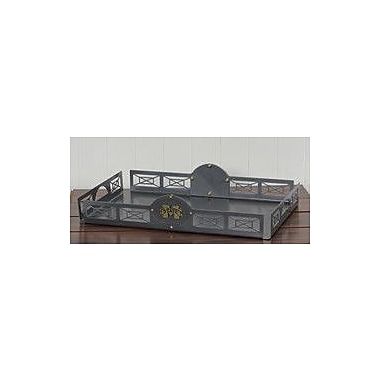 HensonMetalWorks Collegiate Accent Tray; Mississippi State