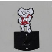 HensonMetalWorks Wall Mounted Coat Hook; Alabama
