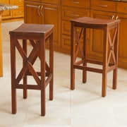 Home Loft Concepts Nigel 30'' Bar Stool (Set of 2)