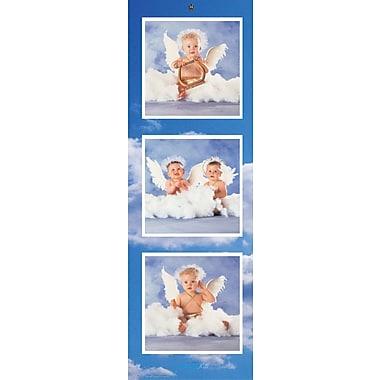 Chérubins, affiche de 12 x 36 po