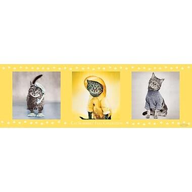 Affiche collection été/automne, 12 x 36 po