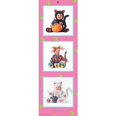 Enfants déguisés en chatons II, affiche de 12 x 36 po