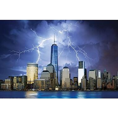 Freedom Tower World Trade Center Affiche, 24 x 36 po