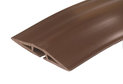 Wiremold 174 Corduct Rubber 1 Channel Overfloor Cord