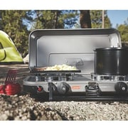 Coleman Gladiator Series FyreKnight 2 Burner Propane Stove by