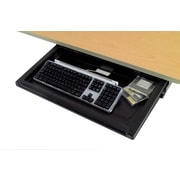 Populas 4'' H x 25'' W Desk Keyboard Tray