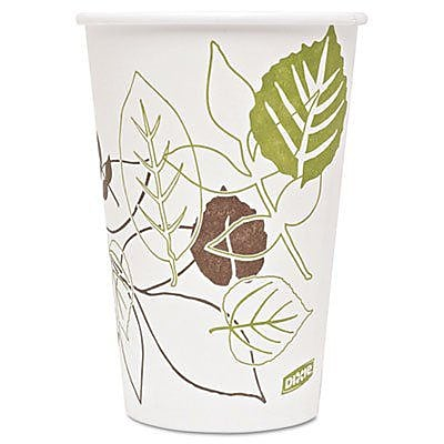 Dixie Pathways, 16 oz. Hot Cups 50/Pack (2346PATH) 106198
