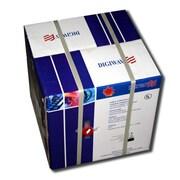 Digiwave – Câble coaxial RG6 UL de 1000 pi, 13 x 13 x 13 po, blanc