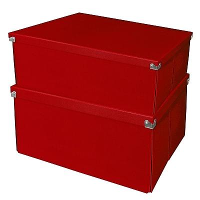 Samsill® Pop n' Store Essential Storage Box, 15.5