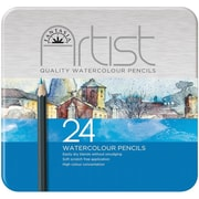 Fantasia Premium Watercolor Pencil Set 24pc-