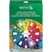 Reeves Colour Wheel Set, Acrylic (8491460)