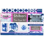 Tulip Shibori Tie-Dye Kit, Indigo-Inspired Blue Dye (SHIB)