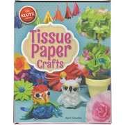 Klutz Tissue Paper Crafts Book Kit (564777)