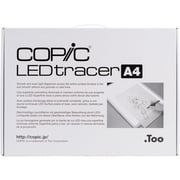 "Copic Marker LED Light Tracer A4, 14.25"" x 10.875"" (LEDA4)"