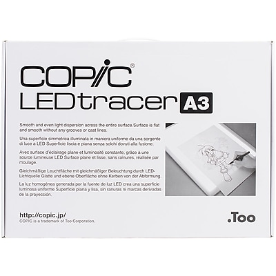 Copic LED Panel Light Tracer A3-19.125