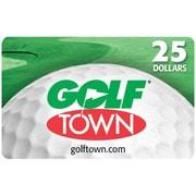 Golf Town – Cartes-cadeaux