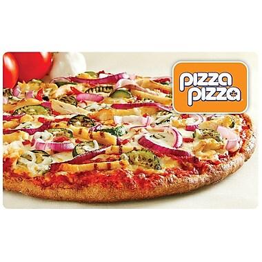 Pizza Pizza - Carte-cadeau de 25 $