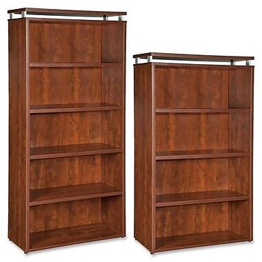 RDC/Lorell Bookcase, 5-Shelf, 36