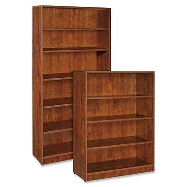RDC/Lorell 4-Shelf Bookcase, 36
