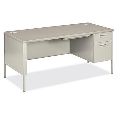 HON Metro Classic Series Right Padestal Desk, 66