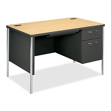 Hon Company Right Pedestal Desk, 48