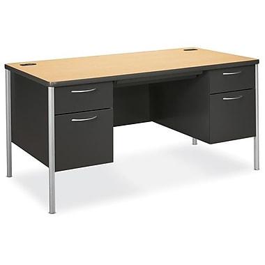 Hon Company Double Pedestal Desk, 60