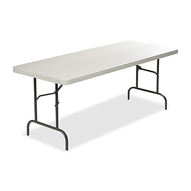 RDC/Lorell Banquet Table, Rectangular, 500 lb Cap., 72