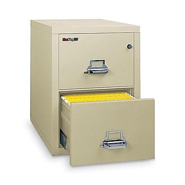 FireKing Insulated File Cabinet, 20.8