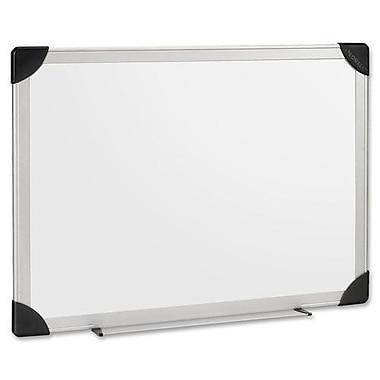 Dry-Erase Board, 8' x 4', Aluminum Frame/White