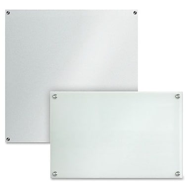 Glass Dry-Erase Board, 48
