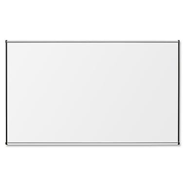Lorell Superior Surface Satin Finish Board, 8' X 4', White