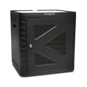 Kensington Charge & Sync Cabinet, Universal Tablet, Black